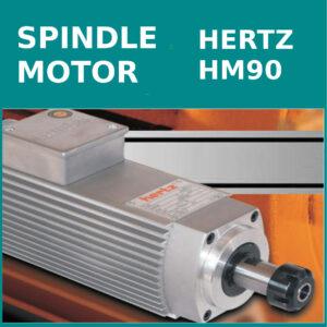 اسپیندل موتور Hertz سری HM90