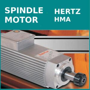 اسپیندل موتور Hertz سری HMA
