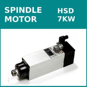 اسپیندل HSD 7KW