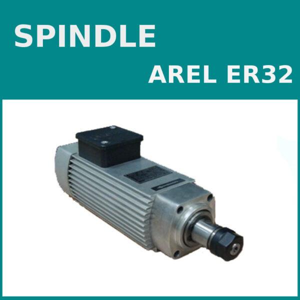 اسپیندل موتور آرل ER32