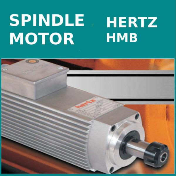 اسپیندل موتور HERTZ