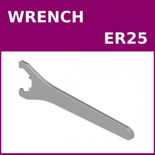 آچار ER25