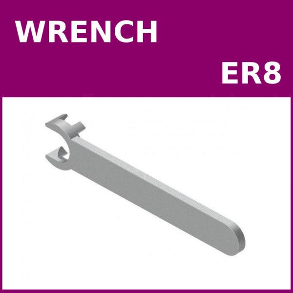 آچار ER8
