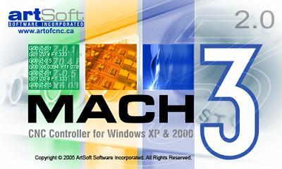 آموزش نرم افزار mach3